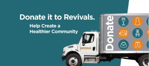 Donate Items for Pick Up with Revivals