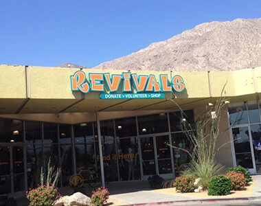 Revivals palm springs revivals for Furniture stores in cathedral city