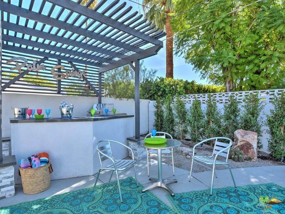 Outdoor Furniture - Home Staging Palm Springs
