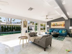 Living Room Furniture - Home Staging Palm Springs