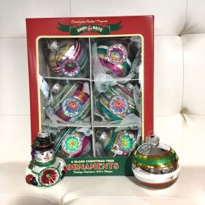 Shiny Brite Ornaments - Holiday Gift Ideas Palm Springs
